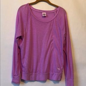 Victoria Secret Pink long sleeve T (D33)p&m